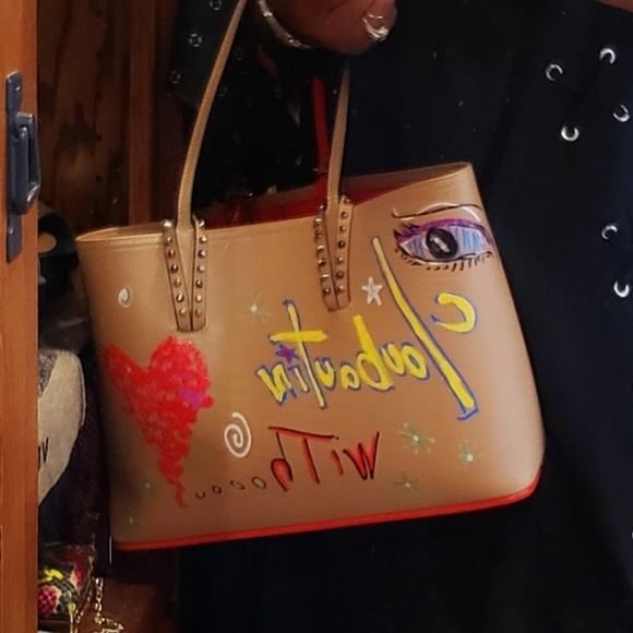 df4a2feea Christian Louboutin Bags | Louboutin Cabata Tote Bag | Poshmark